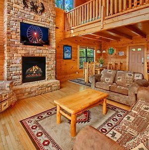 A Majestic View Iii- Three-Bedroom Cabin photos Exterior