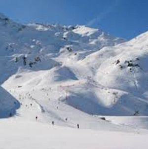 Apartment With One Bedroom In Saint Lary Soulan With Wonderful Mountain View And Wifi 100 M From The Slopes photos Exterior