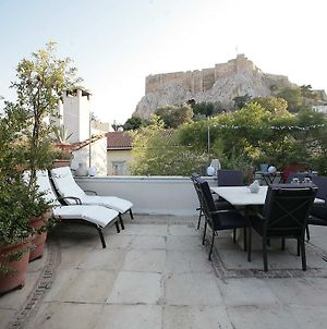 Unique Neoclassical House Under Acropolis photos Exterior