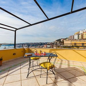 Bright Rooftop By Napoliapartments photos Exterior