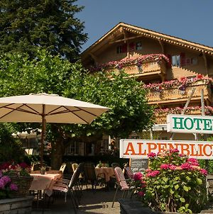 Alpenblick Hotel & Restaurant Wilderswil By Interlaken photos Exterior