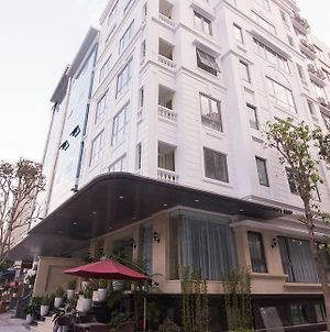 Poonsa Duy Tan Hotel And Serviced Apartment photos Exterior