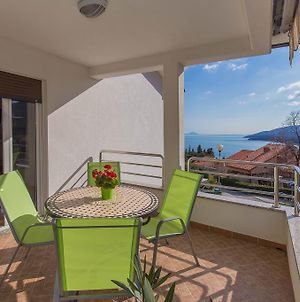 Studio Apartment In Rabac With Sea View Balcony Air Conditioning Wi Fi photos Exterior