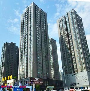 Freedom Apartment Taiyuan Sunshine Silver Building Branch photos Exterior