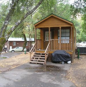 Russian River Camping Resort One-Bedroom Cabin 1 photos Exterior