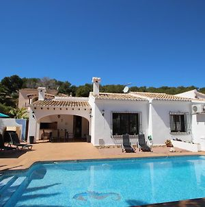 Aire - Holiday Home With Private Swimming Pool In Moraira photos Exterior
