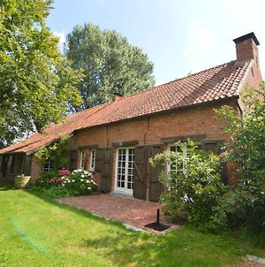 Vintage Mansion In Hoogstraten With Garden photos Exterior