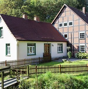 Chic Holiday Home Near Forest In Hessisch Oldendorf Germany photos Exterior