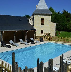 Cozy Holiday Home In Brion With Swimming Pool photos Exterior
