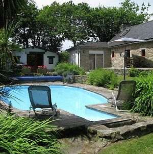 Quaint Cottage In Coray With Swimming Pool photos Exterior