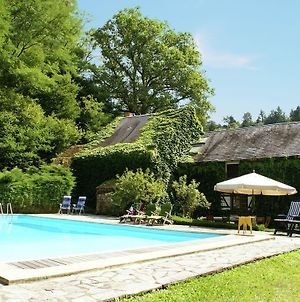 Quaint Holiday Home With Private Pool In Burgundy France photos Exterior