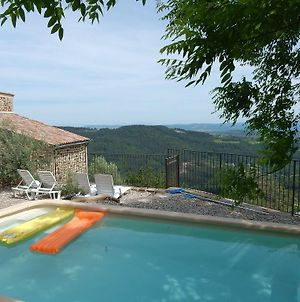Beautiful House Made Of Natural Stone, With Swimming Pool And Very Nice View photos Exterior