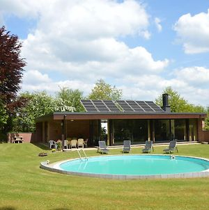Gorgeous Villa With Private Heated Pool In Stavelot photos Exterior