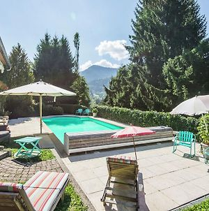 Large And Tasteful Alpen Chalet At The Foot Of The Skiing Area Les Portes Du Soleil photos Exterior