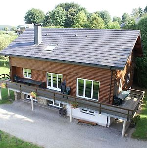 Cozy Holiday Home In Xhoffraix With Sauna And Jacuzzi photos Exterior