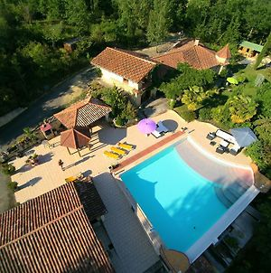 Luxury Villa In Tourdun With Private Pool photos Exterior