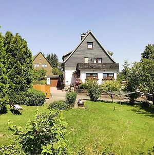 Comfortable Apartment In Langewiese With Private Garden photos Exterior