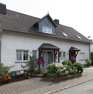Attractive Apartment In Bettenfeld Wiith Garden And Bbq photos Exterior