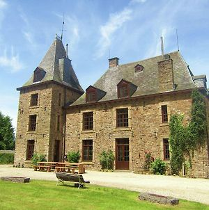 Luxurious Castle With Private Pool And Sauna In Ardennes photos Exterior
