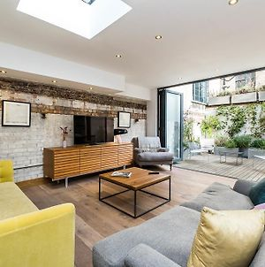 Stunning 3Bd Flat Shoreditch With Hidden Garden photos Exterior