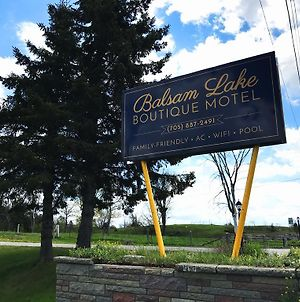 Balsam Lake Boutique Motel photos Exterior