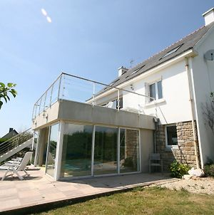 Modern Mansion In Clohars-Carnoet With Private Swimming Pool photos Exterior