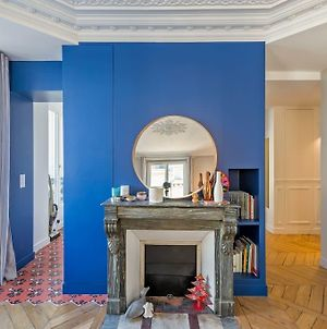 Charming & Luminous 2Bd For 3P Close To Montmartre photos Exterior