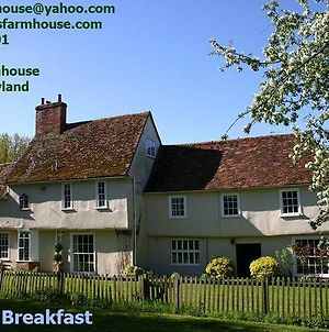 Stoke By Nayland B&B Poplars Farmhouse photos Exterior