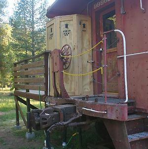 Little Red Caboose photos Exterior