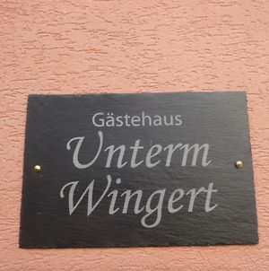 Unterm Wingert photos Exterior