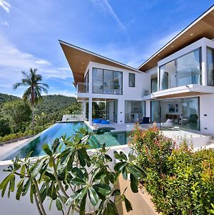 Samui Seaview 3 Bedrooms Villa Flora A2 photos Exterior