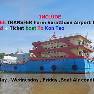 Suratthani Airport Tj Night Boat To Koh Tao photos Exterior