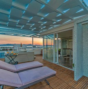 Sunset Penthouse Apartment With Jacuzzi photos Exterior
