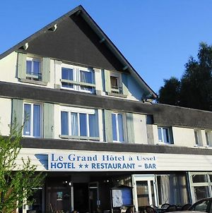 Le Grand Hotel A Ussel photos Exterior