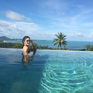 Samui Seaview 3Br Infinity Pool Villa B1 photos Exterior