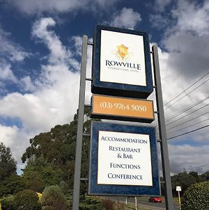 Rowville International Hotel photos Exterior