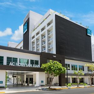 Ac Hotel By Marriott San Juan Condado photos Exterior
