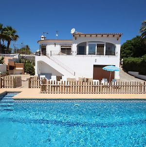 Juliasol - Holiday Home With Private Swimming Pool In Moraira photos Exterior