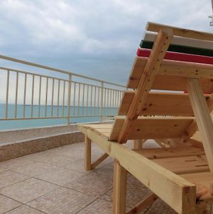 Panoramic Sea View Apartment With 25M2 Balcony, Crown Fort Club, Fort Noks, Sveti Vlas photos Exterior