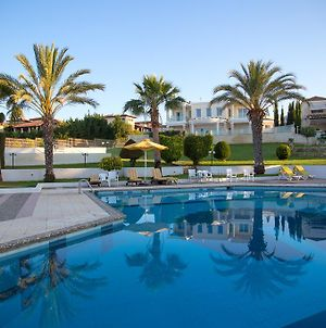 3 Bedroom Apartment D102 On The Beach At Thera Complex photos Exterior