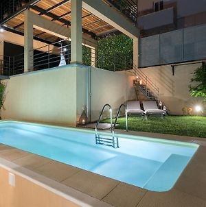 Luxury Pool House In Chania photos Exterior