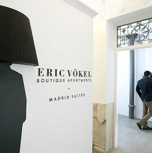 Eric Vokel Boutique Apartments - Madrid Suites photos Exterior
