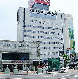 Hotel Crystal Daegu photos Exterior