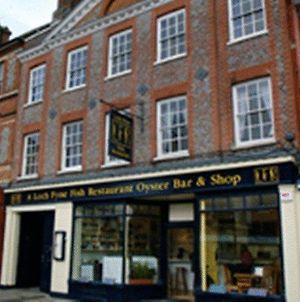 Milsoms Hotel, Henley On Thames photos Exterior