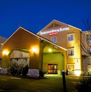 Fairfield Inn And Suites By Marriott Napa American Canyon photos Exterior
