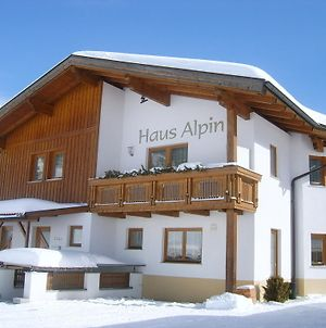 Haus Alpin Apartments photos Exterior