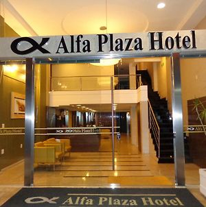 Alfa Plaza Hotel photos Exterior