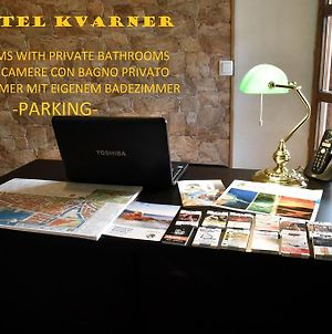 Hostel Kvarner-Private Rooms With Private Bathrooms photos Exterior