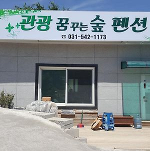 Pocheon Gomori Dreamy Forest Pension photos Exterior