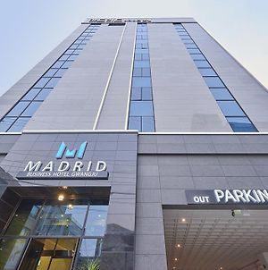 Gwangju Madrid Hotel photos Exterior